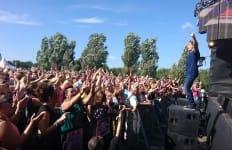 André Hazes niet naar Zomerfestival .IJmuiden
