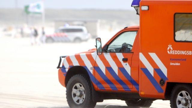 IJmuider Reddingsbrigade waarschuwt voor koud water