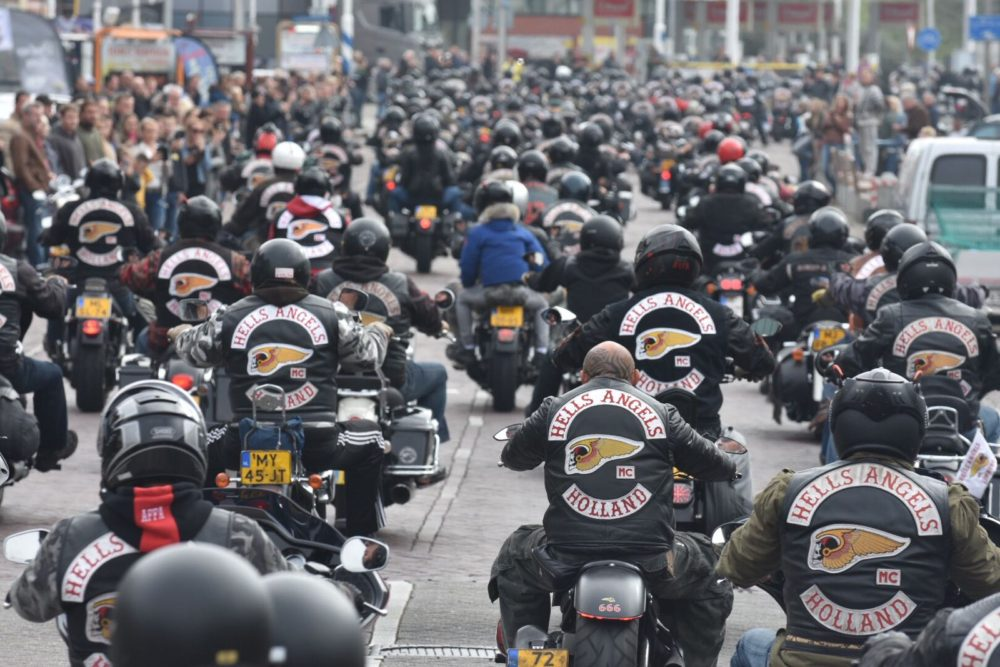 New Hampshire Hells Angels Chapter – Billy Knight