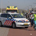 Fietser (72) overleden na aanrijding op Kromhoutstraat