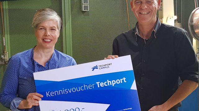 Laatste Techport Kennisvoucher voor Haprotech