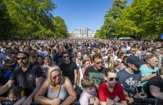 140.000 bezoekers bij Bevrijdingspop