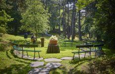 Nieuwe buitenaula in Gedenkpark Westerveld