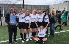 Tendermeisjes Nederlands kampioen vier tegen vier