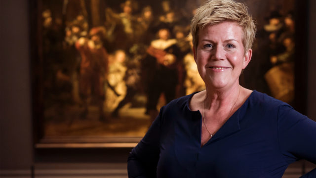 Anneke Essing bij finalisten Project Rembrandt