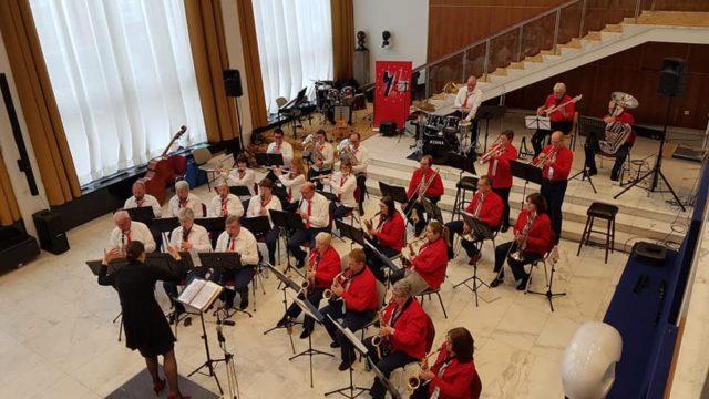 IJHmusementsorkest nieuwjaarsconcert